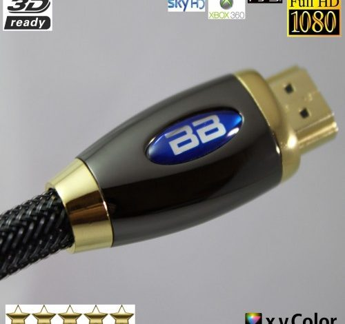 HB1506 Chrome Cable
